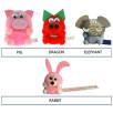 Fun Animal Message Bugs