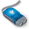 Dynamo Torch in Translucent Blue