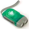 Dynamo Torch in Translucent Green