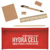Personalised pencil cases for marketing campaigns