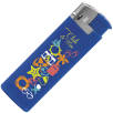 Electronic BiC Lighter in Blue