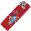 Electronic BiC Lighter in Red