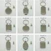 Executive Metal Keyrings