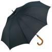 Fare Automatic Crook Handle Umbrellas in Black