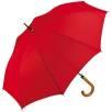 Fare Automatic Crook Handle Umbrellas in Red