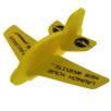 Foam Gliders in Yellow