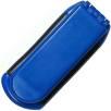 Folding Hairbrush in Blue