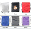 Full Colour Drawstring Backpacks