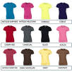 Gildan Ladies Soft Style T-Shirts