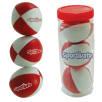 Juggling Balls 3 Set in Red