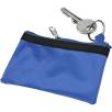 Key Wallet in Cobalt Blue