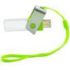 LED Crystal Twist USB Flashdrives