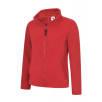 Ladies' Zipped Fleece Jackets