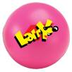 Low Cost Stress Balls in Pink 806c