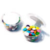 Maxi Chocolate Beanies Eco Pots
