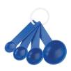 Measuring Spoon Sets in Blue