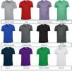 Mens Gildan V Neck T-Shirts
