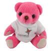 Mini Candy Bears in T Shirts in Raspberry