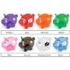 Mini Translucent Piggy Banks