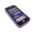 Mini Phone Erasers in Purple
