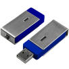Oblong Twist USB Flashdrives
