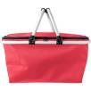 Picnic Basket Cooler Bags in Red