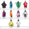 LDPE Disposable Rain Poncho