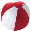 Palma Solid Beach Balls in Red/White