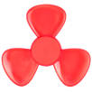 Petal Fidget Spinners in Transparent Red