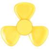 Petal Fidget Spinners in Transparent Yellow