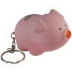 Promotional Stress Pig Keyrings
