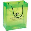 Polypropylene Gift Bags in Green