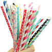 Promotional Paper Straws are great for catered company events
