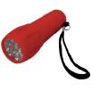 Soft Feel LED Torches in Red