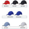 Sandwich Trim Brushed Heavy Cotton Cap