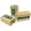 Single Sustainable Wood Pencil Sharpener