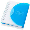 Small Spiral Notebooks in Blue