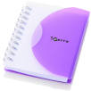 Small Spiral Notebooks in Purple