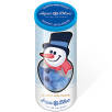 Snowman Gourmet Jelly Bean Tubes