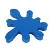 Splat Erasers in Blue