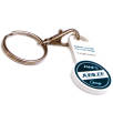 Trolley Coin Stick Keyrings