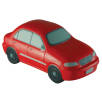 Personalised Stress Ball Cars for Desktop Advertising