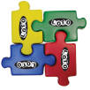 Stress Jigsaw Piece