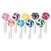 Swirly Lollipop Flavours