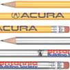 Standard Pencil with Eraser
