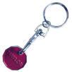 Trolley Coin Token Keyring