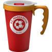 Universal Travel Mugs in Red
