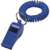 Whistle and Cord in Blue