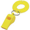Whistle and Cord in Yellow