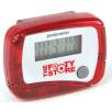 Clip On Pedometer in Red